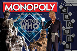 Monopoly Dr Who Villains