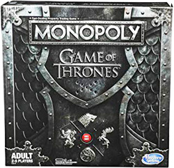 Monopoly Game of Thrones Adult Edition