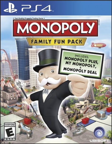 Monopoly Streets for PL3