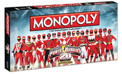 Monopoly: Power Rangers