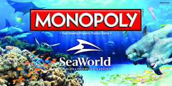 SeaWorld Monopoly Coservation Edition