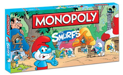 Monopoy: The Smeufs Collector's Edition