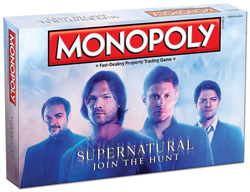Monopoly Supernatural Collectors Edition