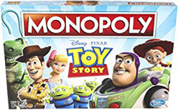 Disney Toy Story Monopoly