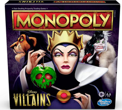 Monopoly Disney Villians Edition