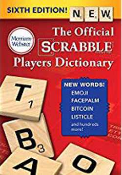 Scrabble Dictionary