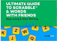 Book - Ultimate Guide to Scrabble and WordsScrabble?
