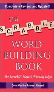 Book - The Scrabble Word Building Book