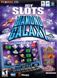 IGT Slots Diamond Galaxy