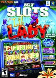 Amazon Lady Slot Machine - Play for Free or Real Money
