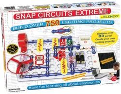 Snap Circuit Electronics Discovery Kit Extreme