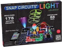 Snap Circuits Lights Electronics Discovery Kiy