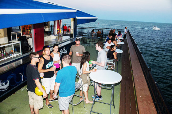 Steel Pier Bar and Grill