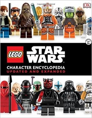 Book - Lego Star Wars Character Encyclopedia: Updated and Expanded